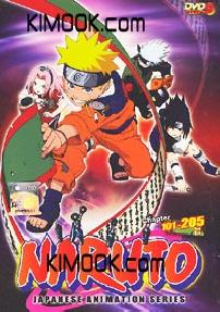 Naruto TV Series (Episode 101-205 )