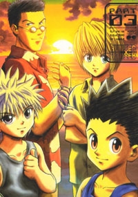 Hunter x Hunter (Part 3+Part 4) (Anime DVD)