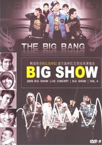 Big Bang - Big Show (DVD)