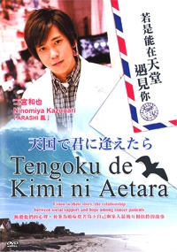 Life Tears in heaven (Japanese Movie DVD)