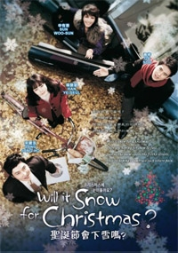 Will It Snow for Christmas (All Region DVD)(Korean TV Drama)