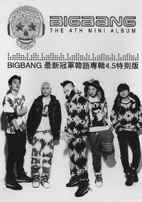 Big Bang - The 4th Mini Album (DVD)