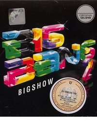 Big Bang Big Show (CD+DVD)