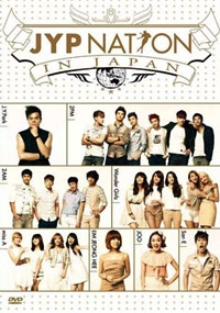 JYP Nation In Japan (All Region DVD)