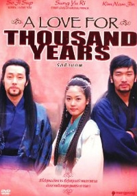 Thousand Years Of Love (Region 3 DVD)(Korean TV Drama DVD)