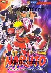 Naruto TV series ( Episode 1-100)