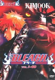 Bleach 1 + OST ( episode 1-40)