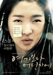 Nowhere to turn (Korean Movie DVD)