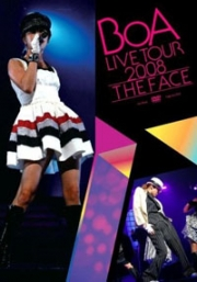 Boa Live Tour 2008 The Face (Music DVD)