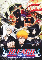 Bleach memories of nobody (Anime DVD)