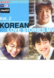 Korean Love Stories MV Volume 2 ( 12 Clips - VCD)