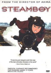 SteamBoy (Anime DVD)