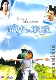 I wish (Taiwanese Movie DVD)