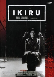 Ikiru (Japanese Movie DVD)