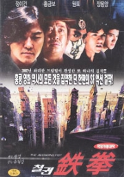 The Avenging Fist (Chinese Movie DVD)