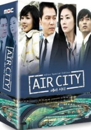 Air City (Korean TV Drama DVD) (US Version)