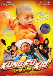 Kung Fu Kid (Japanese Movie DVD)