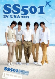 SS501 - in USA (DVD)