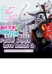 Power Dance Love Ballad 2 (2CD)