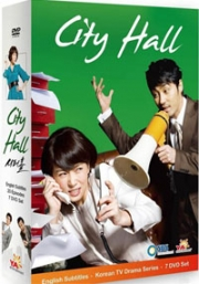 City Hall (Region 1)(Korean TV Drama DVD)(US Version)