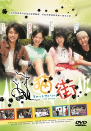 Cat Street (Japanese TV Drama DVD)