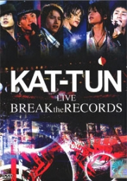 KAT-TUN - Live BREAK the RECORDS (2DVD)