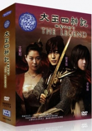 The Legend  (All Region)(Korean TV Drama)