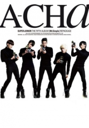 Super Junior Vol. 5 Mr. Simple (Repackage) - A-CHA (DVD)