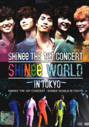 SHINee - The 1st Concert in Tokyo - Shinee World (2DVD + 2CD)