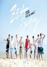 ZE:A ? Exciting (Korean Music) (CD+DVD)