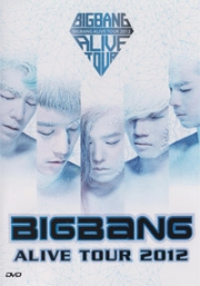 BIG BANG ALIVE TOUR 2012 (DVD)