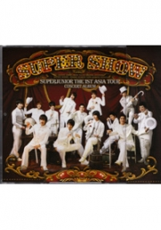 Super Junior : The 1st Asia Tour Concert Album - The Super Show (Korean Music) (2CD)