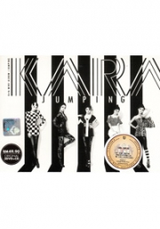 KARA 4th Mini Album - Jumping (Korean Music) (3DVD + CD)