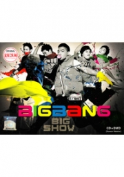 Big Bang - Big Show 2009 (Korean Music) (CD + DVD)