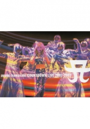 Ayumi Hamasaki - Countdown Live 2002 - 2003 (All Region DVD)(Japanese Music)