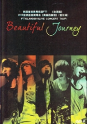 FTIsland - Beautiful Journey (All Region DVD) (Korean Music)