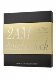 2PM - Saint O'clock First Tour 2 DVD & Special Photobook (Korean Music)