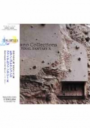 Final Fantasy X: Piano Collections (Japanese Music CD)