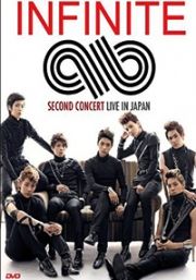 Infinite - Second Concert in Japan (2DVD)
