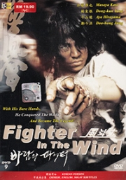 Fighter in the Wind (All Region)(Korean Movie)