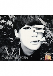 Xia - Tarantallegra (Korean Music CD)