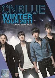 CNBLUE - Winter Tour 2011 (All Region DVD)(Korean Music)
