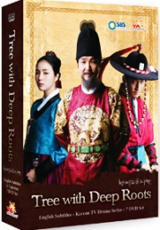 Tree with Deep Roots (Region 1)(Korean TV Drama)(US Version)