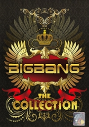 Big Bang The Collection (12 DVD)(All Region DVD)(Korean Music)