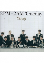 2PM + 2AM - Oneday (Korean Music CD)