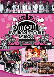 SMTown Live World Tour III (All Region DVD)(Korean music)
