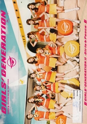 GIRLS' GENERATION II - Girls & Peace - (ALBUM+DVD +32-page photobook)