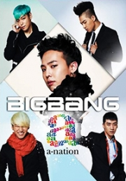 Big Bang A - Nation (2DVD)(All Region)(Korean Music)