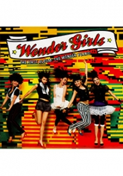 Wonder Girls - Wonder Years (Korean Music CD)