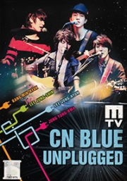 MTV - CNBLUE Unplugged (All Region DVD)(Korean Music)